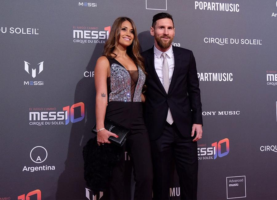 Messi10 Cirque du Soleil en Barcelona