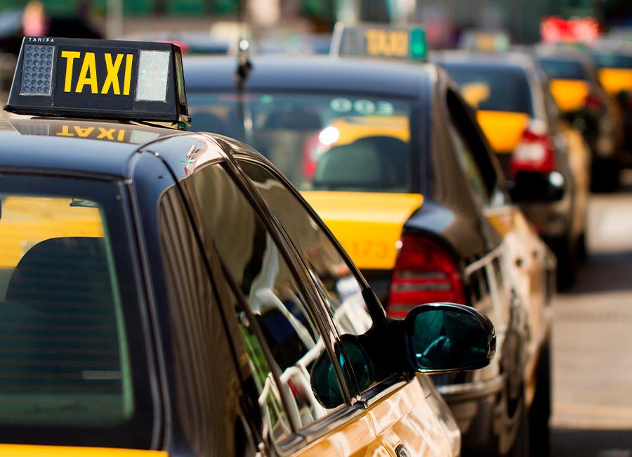 historia taxi